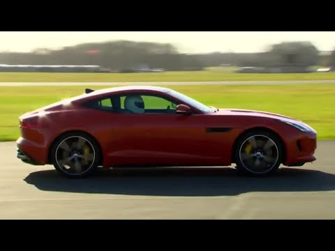 StigCam: Jaguar F-Type R | Top Gear | BBC