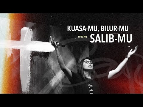 Sari Simorangkir - Kuasa-Mu, Bilur-Mu Medley Salib-Mu (Official Lyric Video)