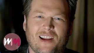 Top 10 Greatest Blake Shelton Songs