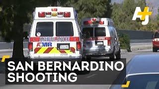 Mass Shooting Leaves At Least 14 Dead, 17 Injured In San Bernardino, California