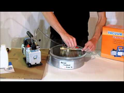 Best Value Vacs 1 Gallon Vacuum Chamber Kit