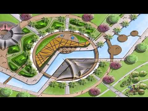 Landscape Design Of Parks