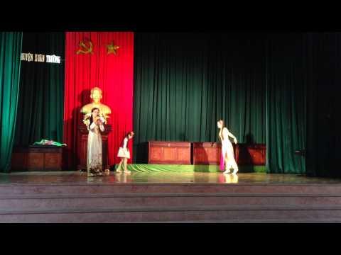Thi Giáo viên chủ nhiệm giỏi cấp tiểu học - TH Xuân Đài 3/2015