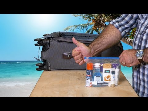 How to Pack a Suitcase   Consumer Reports