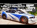 BMW M3 Need For Speed Most Wanted - GTA IV