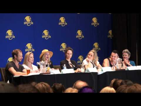 Lost Girl Panel (Friday) - Dragon Con 2015