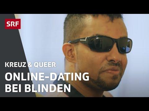 Online-Dating Bei Blinden: Wie Geht Das? | KREUZ & QUEER | SRF Virus