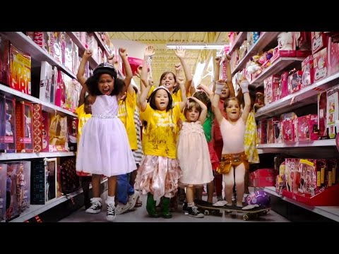 "GoldieBlox Wants Tech Toys For Girls to Flood ""The Pink Aisle"""