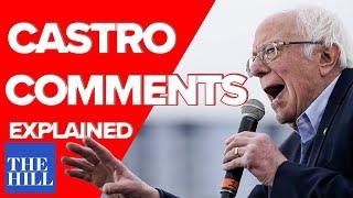Michael Brooks: Breaking down Bernie's comments on Castro