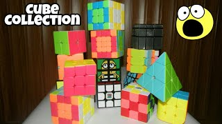 My Cube Collection | Rubiks cube In Pakistan