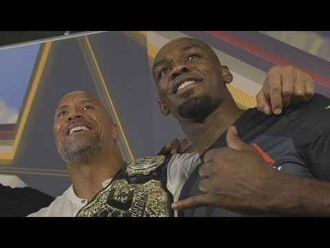 UFC 214: Jon Jones 'I'd Spent A Lot of Time In Darkness'