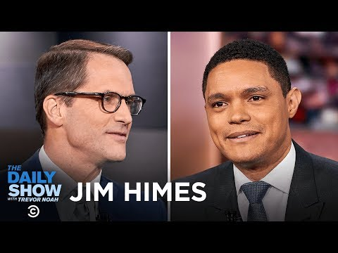 Jim Himes - Laying Out the Facts in Trumps Impeachment Inquiry | The Daily Show