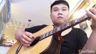 Mashup Sáng tối + Chạy - Guitar cover