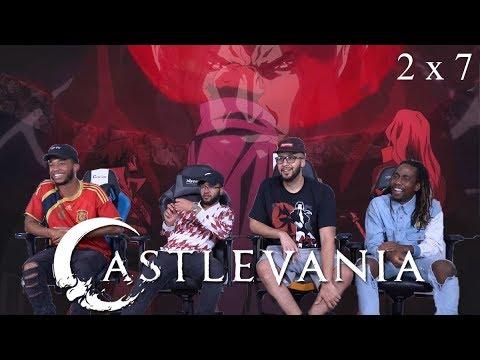 "Castlevania 2 x 7 Reaction! ""For Love"""
