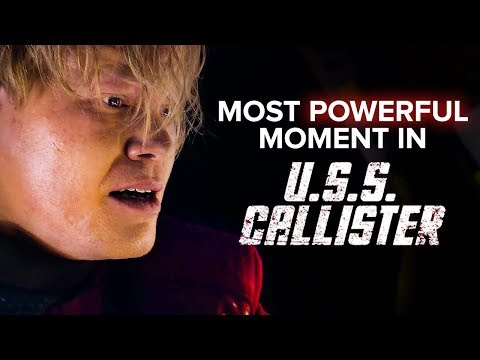 Most Powerful Moment In Black Mirror: USS Callister