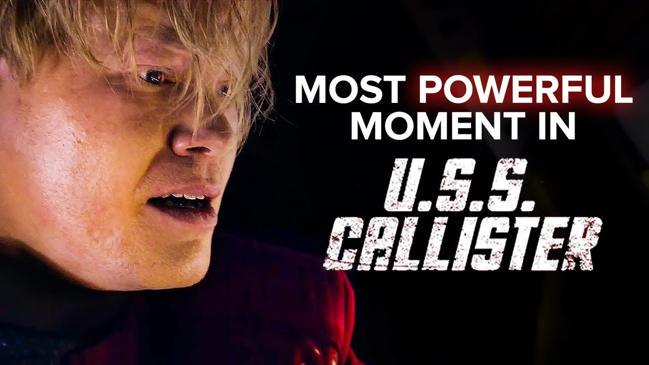 Download Most Powerful Moment In Black Mirror: USS Callister