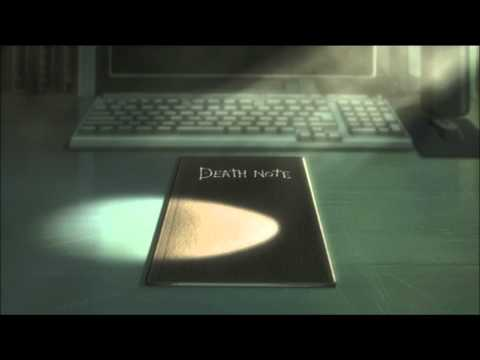 Deathnote Intro and Ending No Credits [HD]