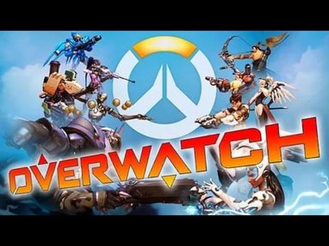 Overwatch скачать игру торрентом
