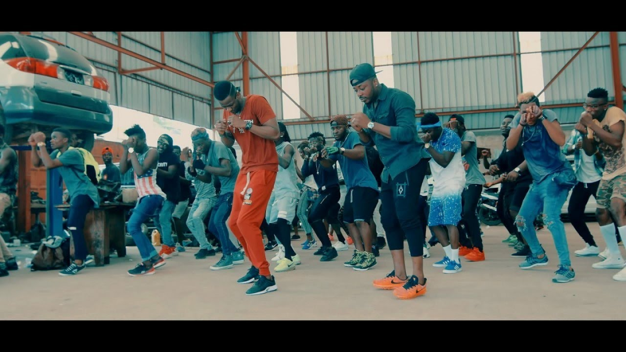 Toofan Ft. Patoranking - 'MA GIRL' (Official Video)