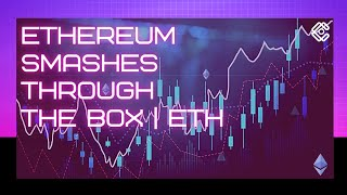 ETHEREUM SMASHES THROUGH THE BOX | #ETH #crypto #bullrun #4ctrading