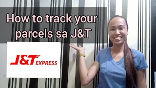Paano Magtrack ng J&T packages | J&T app | J&T Express Philippines