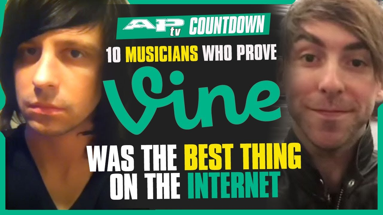 10 Musicians' Posts That Prove Vine Was the Best Thing On the Internet–From All Time Low To iDKHOW