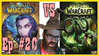 Nar'thalas Academy is basically Harry Potter LEP #20 [Legion World of Warcraft Let's Play]