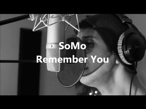 Wiz Khalifa/The Weeknd - Remember You (Rendition) by SoMo