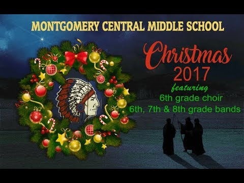 Montgomery Central Middle School Christmas 2017