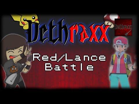 Red/Lance Battle [Metal Cover] (Pokemon Heartgold/Soulsilver)