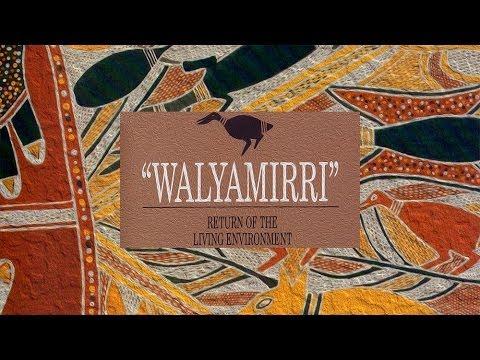 Walyamirri: Return of the Living Environment