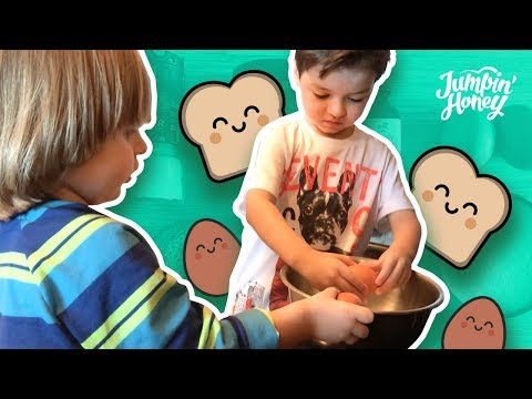 HOW TO Make Easy French Toast For KIDS - Fun And Easy Recipes