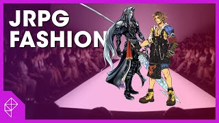 How Final Fantasy defined weird JRPG fashion
