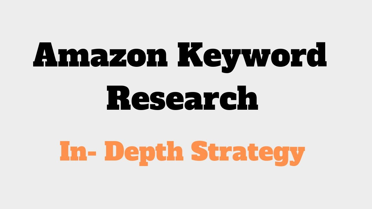 Perfect Amazon Product Listing Optimisation [ULTIMATE GUIDE]