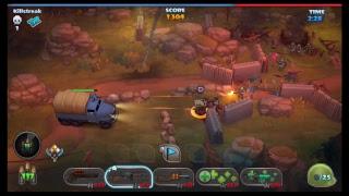 Guns up|War Game|Ps4 Pro|