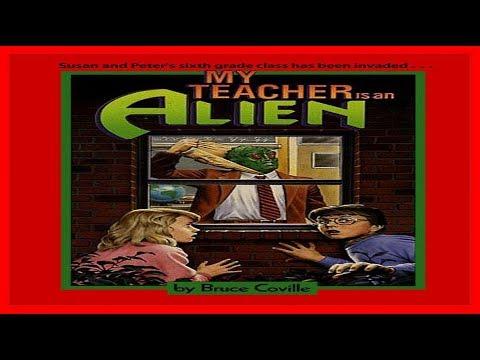 Bruce Coville's - My Teacher is an Alien 1997 PC