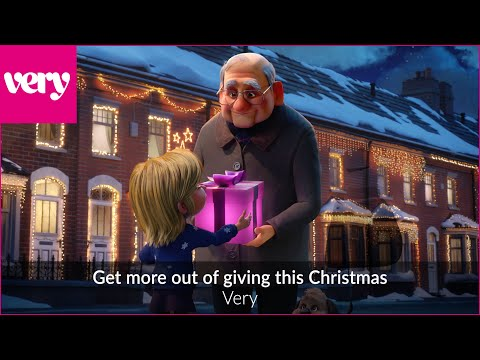 Very.co.uk Christmas Advert 2019 | Get More Out of Giving