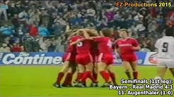 1986-1987 European Cup: FC Bayern Munich Goals (Road to the Final)