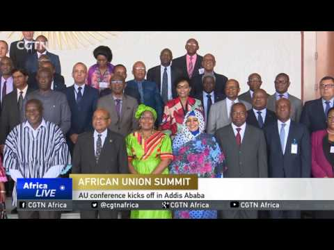AU conference kicks off in Addis Ababa