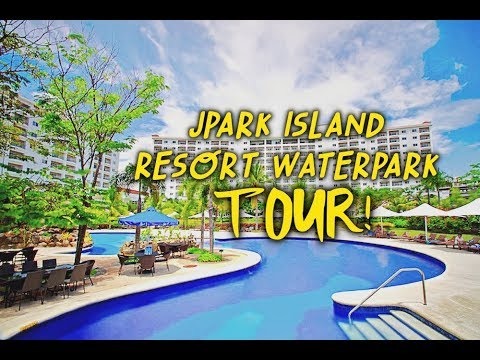 JPark Island Resort Waterpark Room Tour- Best Hotels in South East Asia (Philippines Travel)