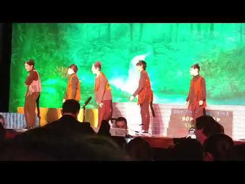 Monkey Around, Seussical at Berner Middle School