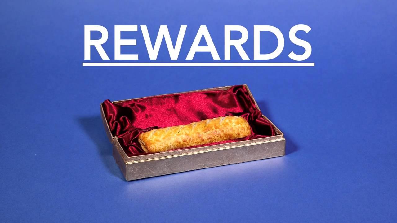 Greggs | Rewards