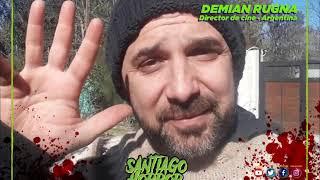 Demian Rugna, Director de Cine Argentino nos invita a Santiago Horror 2020