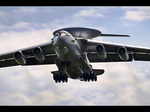104th Phoenix LOTATC Human AWACS combat sortie.