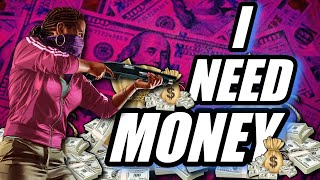 GTA Online: 💰Getting Money 💰/ /Xbox1/Join Us