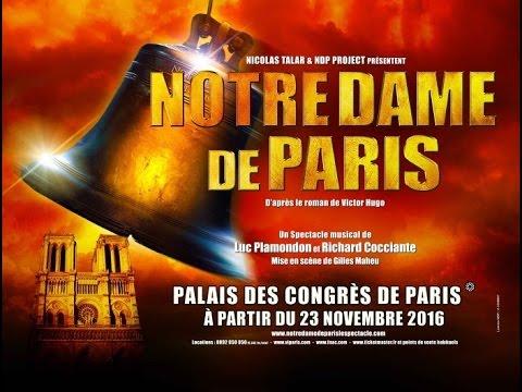 Showcase NOTRE-DAME DE PARIS