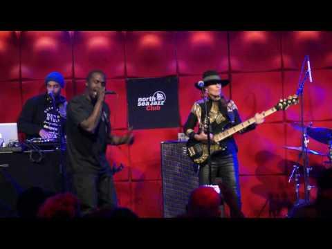 IDA NIELSEN & Band @ North Sea Jazz Club (part 1) Amsterdam 04.12.2016 *Cant fake the Funk!*