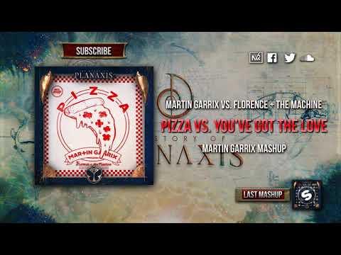 Pizza vs. You've Got The Love (Martin Garrix Mashup)(Tomorrowland 2018)