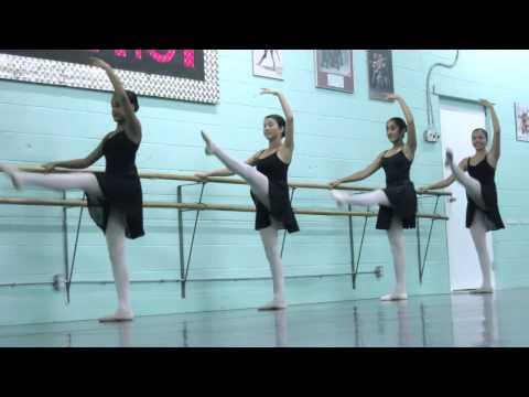 Ballet Classes Ottawa