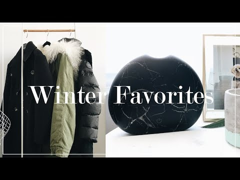 【Alma哟】冬季最爱单品❤️大衣外套帽子家居小物❤️WINTER FAVS